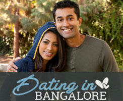 For dating in bangalore