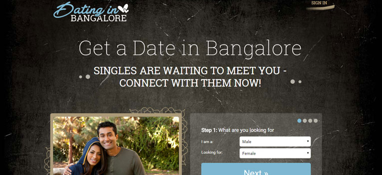 Meet women in Bangalore