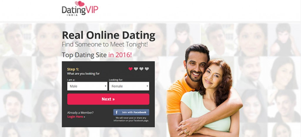 Is there any real dating site in india