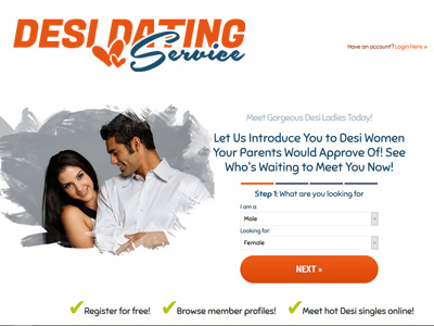 Desi dating sites usa