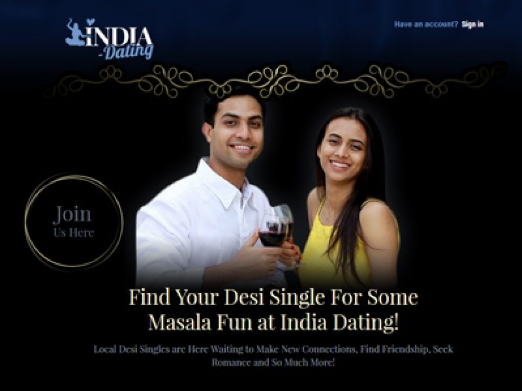best dating site of india