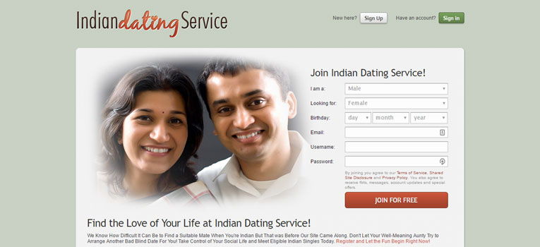 Indian Dating Service Review