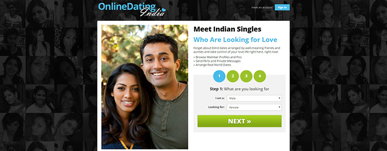 Online dating sites in india in Australia
