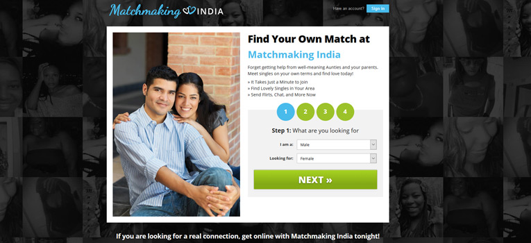 MatchMaking India