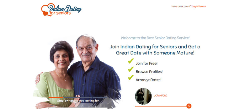 indian valley senior dating site Do you want to meet senior singles in canada we're one of the best dating sites for those wanting to find a mature, educated partner: try us today.